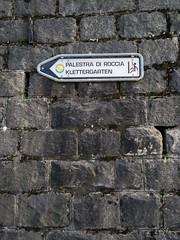 Palestra di Roccia San Paolo Bellinzona, Ticino,Switzerland 01