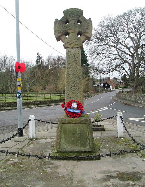 Cressage War Memorial