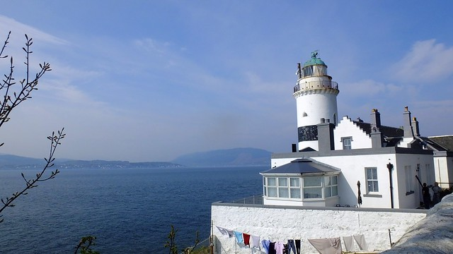 Cloch Point Lighthouse 04