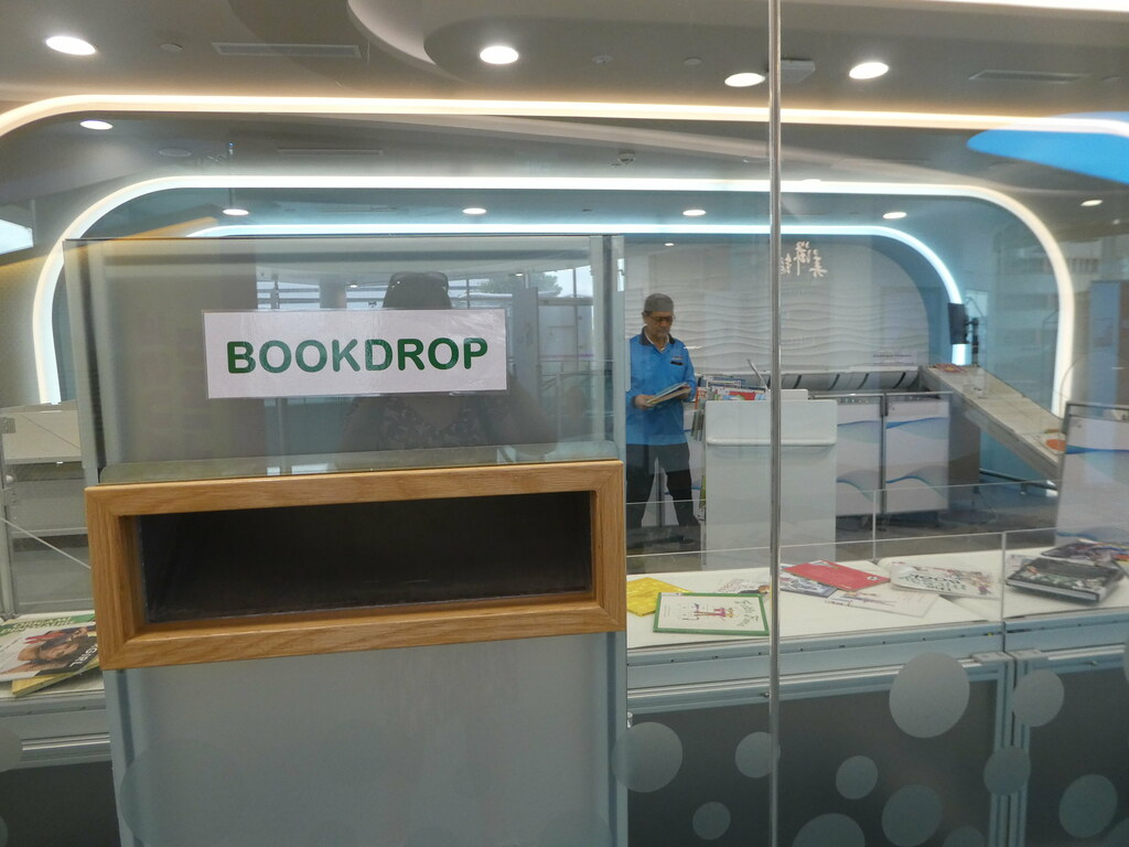 Library @ HarbourFront, Singapore