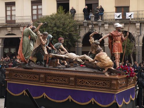 La Crucifixión. Cofradía de Jesús Nazareno. Zamora