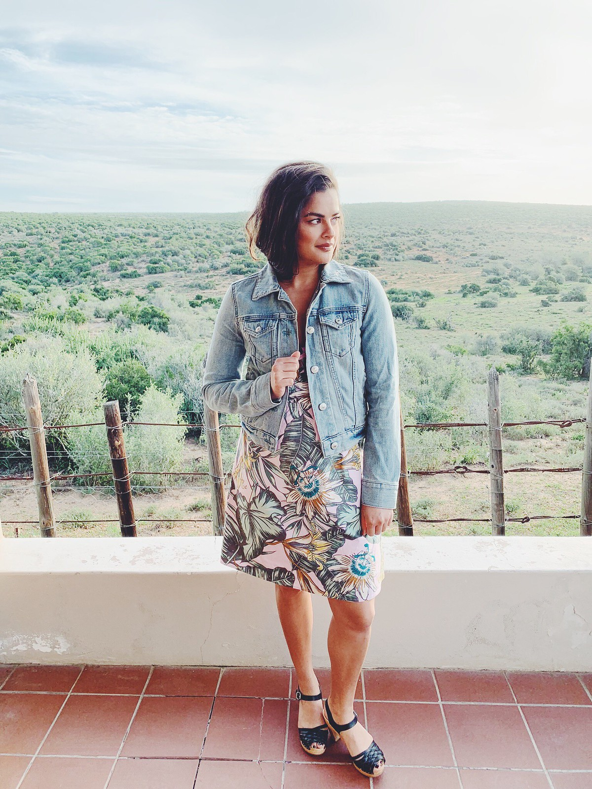 Priya the Blog, Nashville fashion blog, Nashville style blog, Nashville fashion blogger, Nashville style blogger, Nashville travel blogger, South Africa travel, Addo National Elephant Park, what to wear on a safari, J.Crew tropical sundress, Swedish Hasbeens clogs, safari outfit