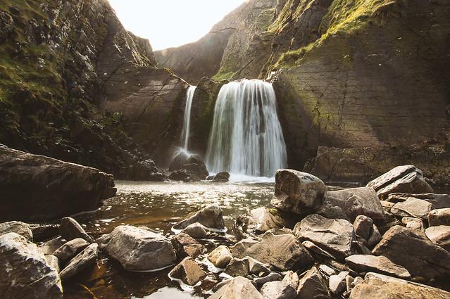 Speke's Mill Waterfall