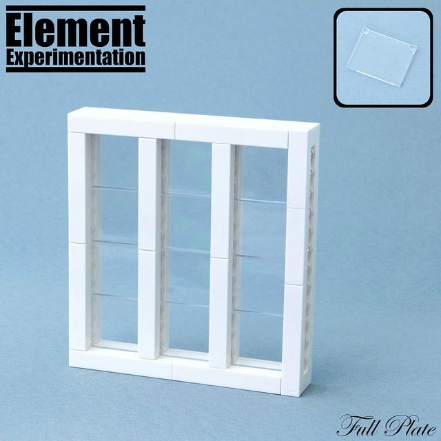 Element Experimentation: Tall Windows