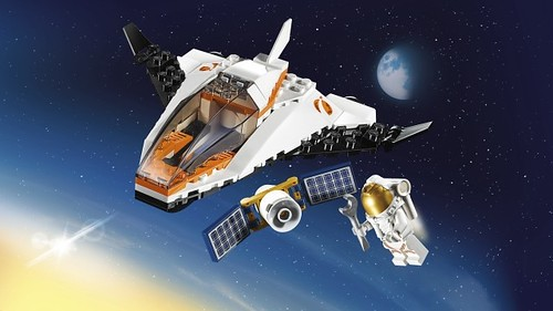 Maintenance Mission Shuttle (60224)