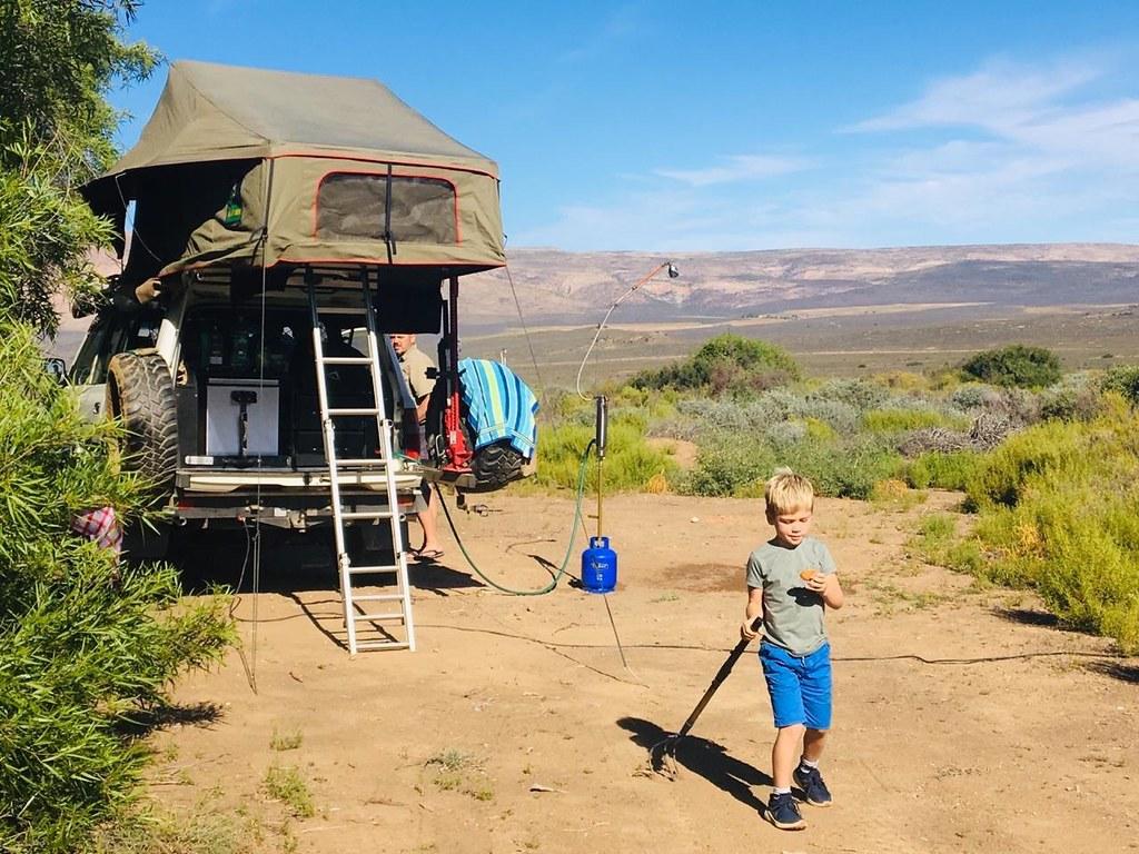 Paasnaweek in die Karoo
