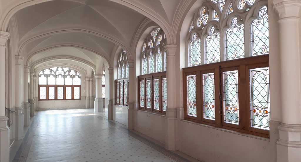 School- en kloostercomplex OLV Ursulinen, vlakbij Mechelen | Mooistestedentrips.nl