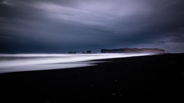 Dyrhólaey, Islande