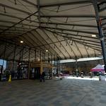 Preston Market canopy