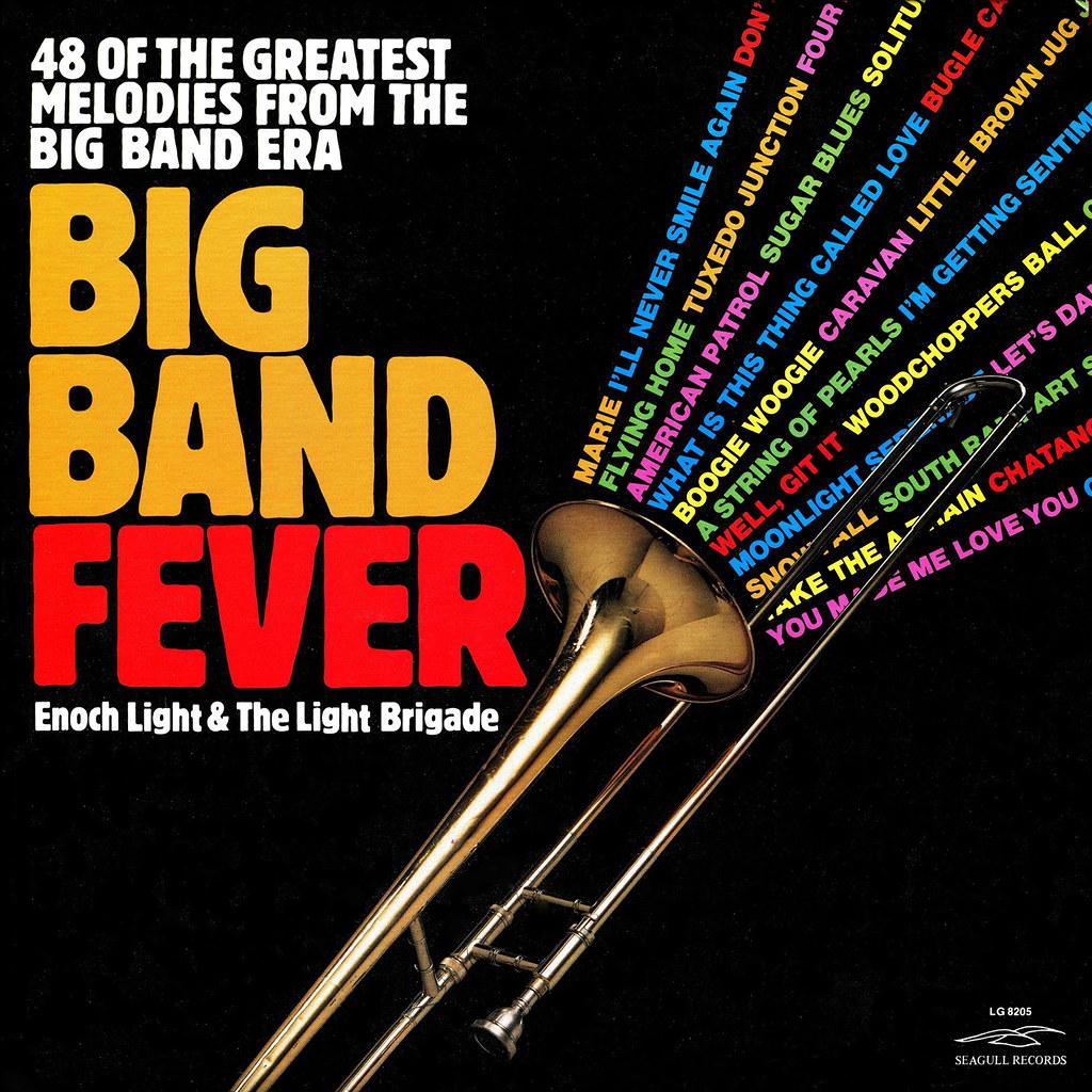 Enoch Light - Big Band Fever