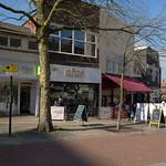 Coffee shop in Preston