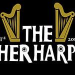 The Punisher Harp Zone Logo (dark) 2