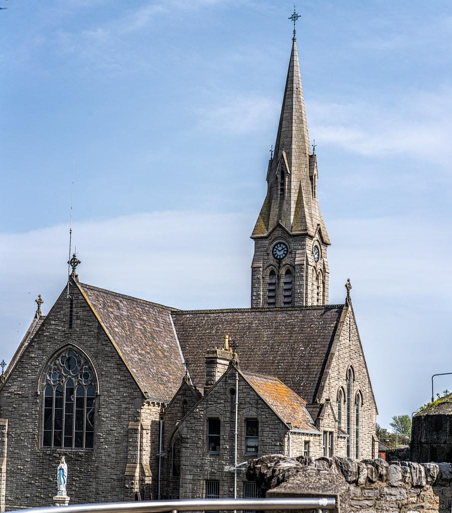 ST. PATRICK'S CHURCH THORNCASTLE STREET 002