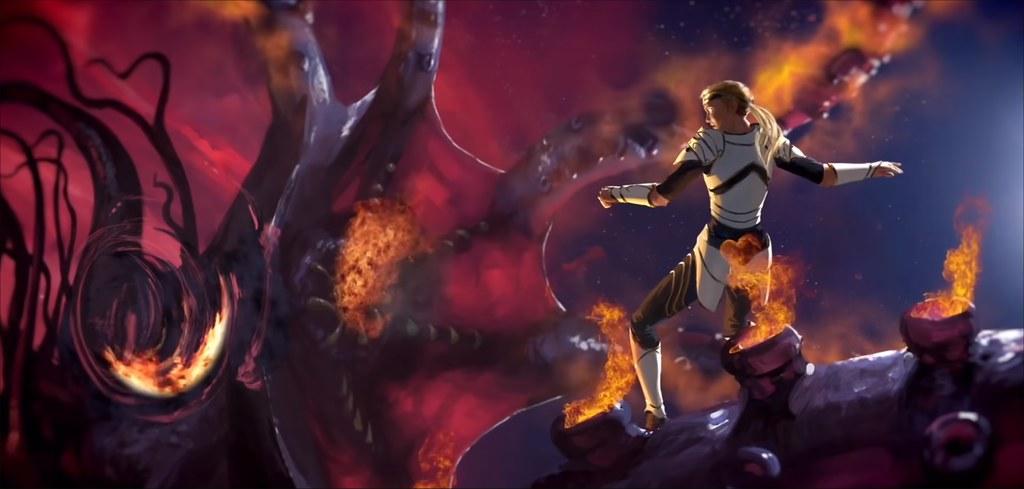 Mortal Kombat 11 - Cosmic Horrors | www oneangrygamer net | Flickr