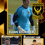 Young Player of the Year: Euan Storrier