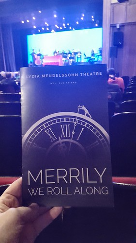 t's a hit! Runyonland Productions' Epic Take on Sondheim's Merrily We Roll Along