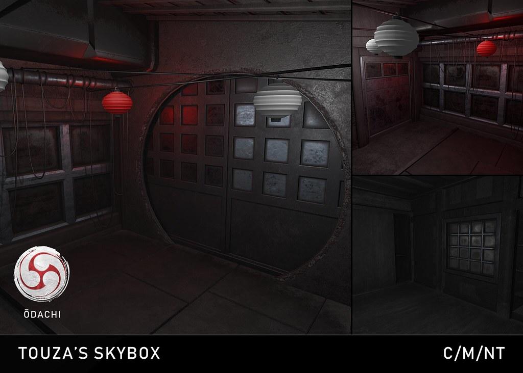 Touza's Skybox @Mancave