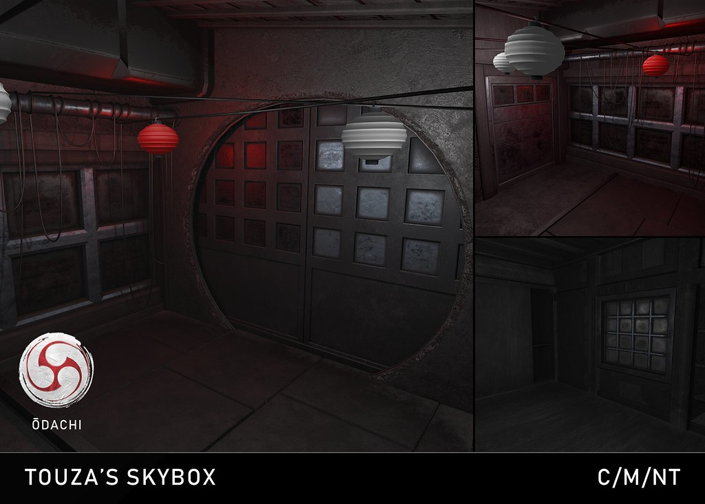 Touza's Skybox @Mancave - TeleportHub.com Live!