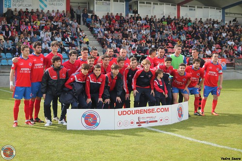 UD.OURENSE VS CD.BARCO