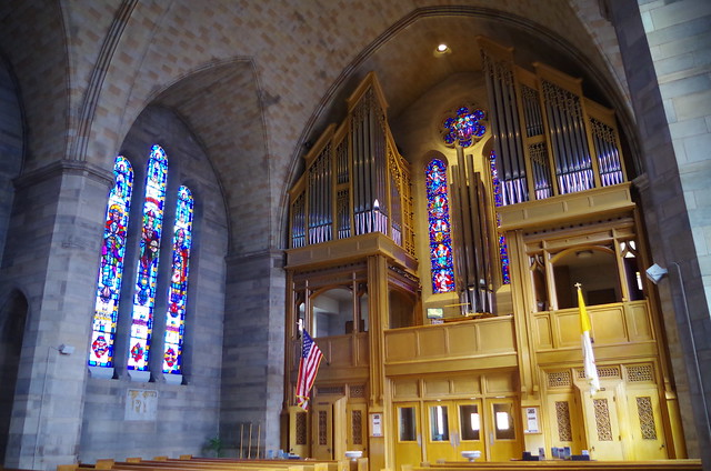 Organ at St. Ann