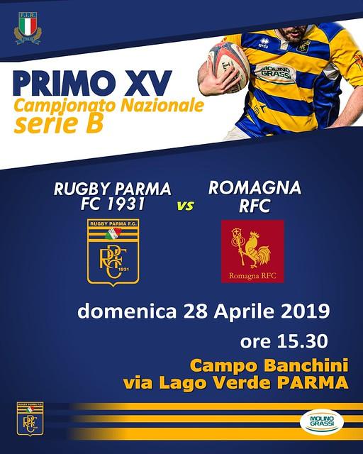 RPFC vs Romagna 28.04.19