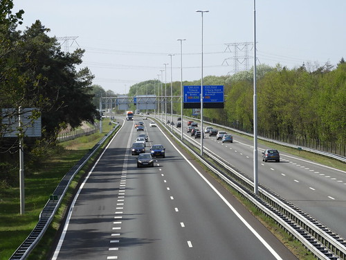 A58 richting Tilburg | by DutchRoadMovies