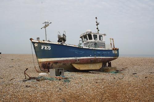 Fishing Boat FE5