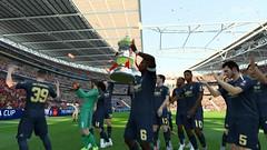 FA CUP WINNER!