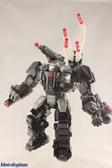 [MOC] War Machine Buster