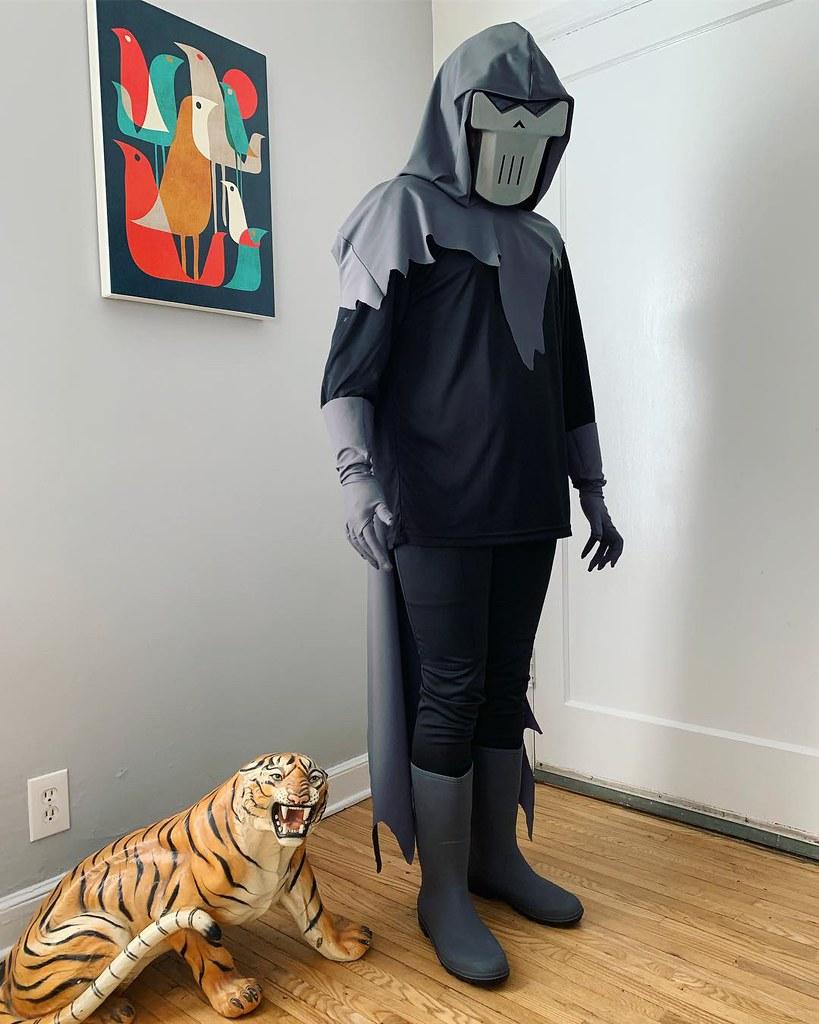 Mask of the Phantasm cosplay