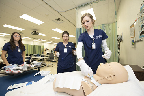 ORVIS Nursing Students