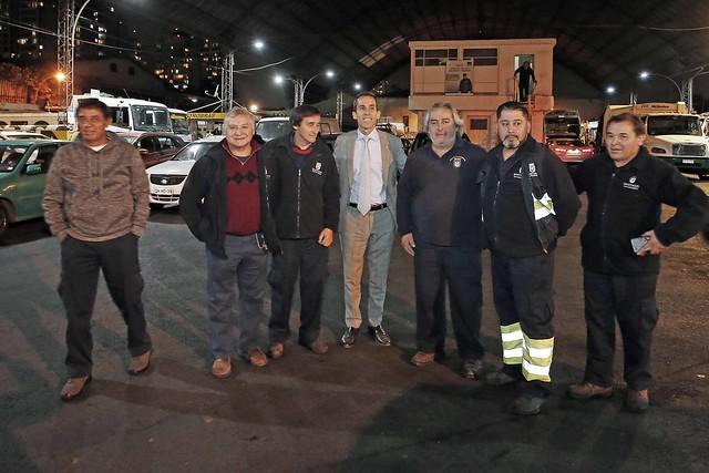 #EnTerreno : Zona de Mantenimiento Municipal