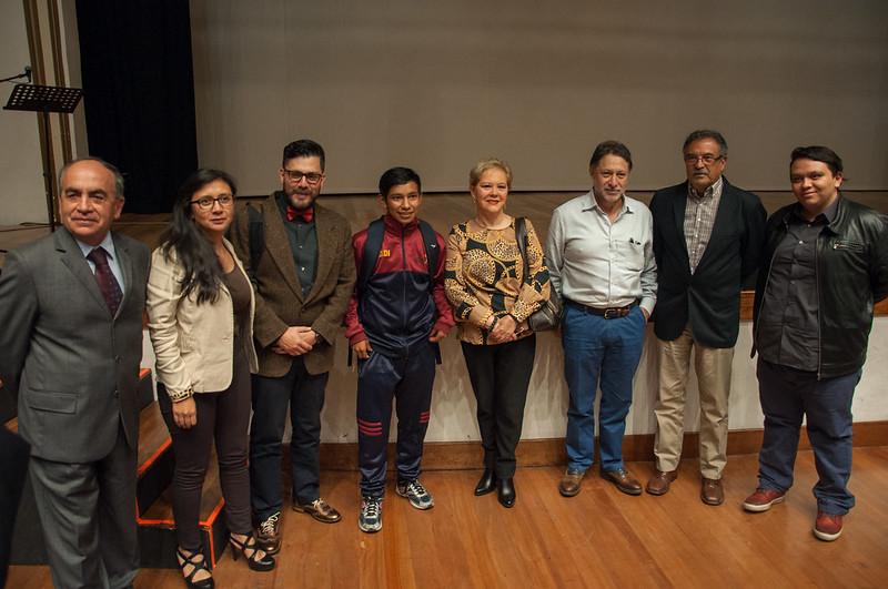 Evento Maestro y Libro - Quito