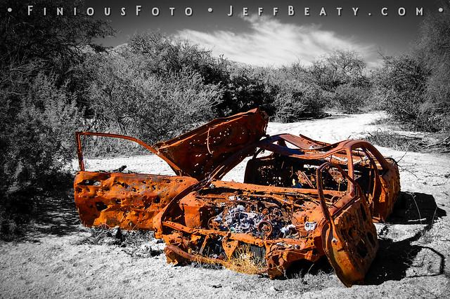 Desert Rust Redux