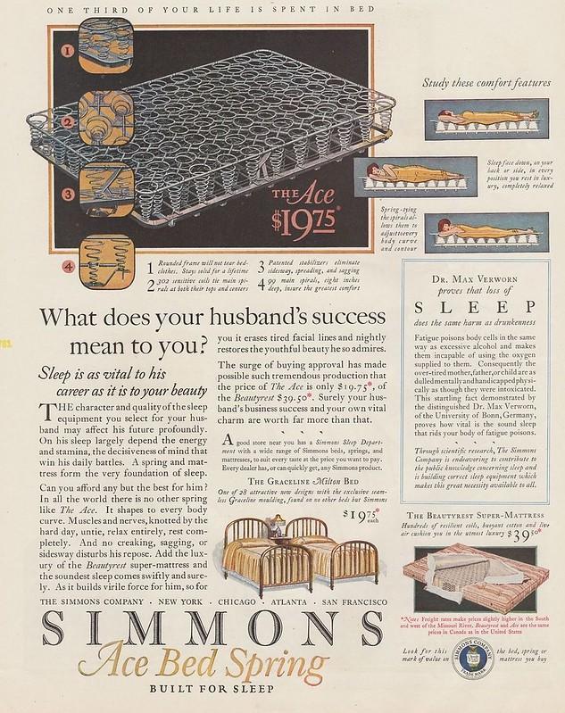 Simmons 1926