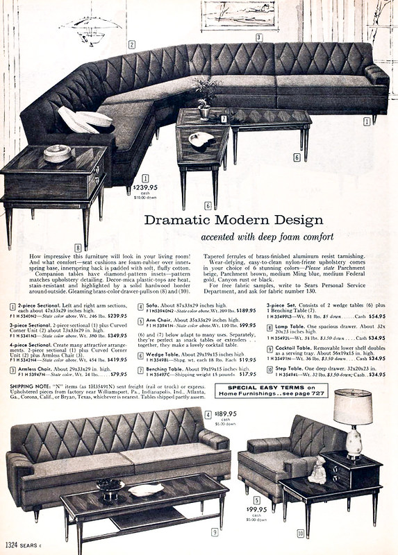 Sears Catalog 1960