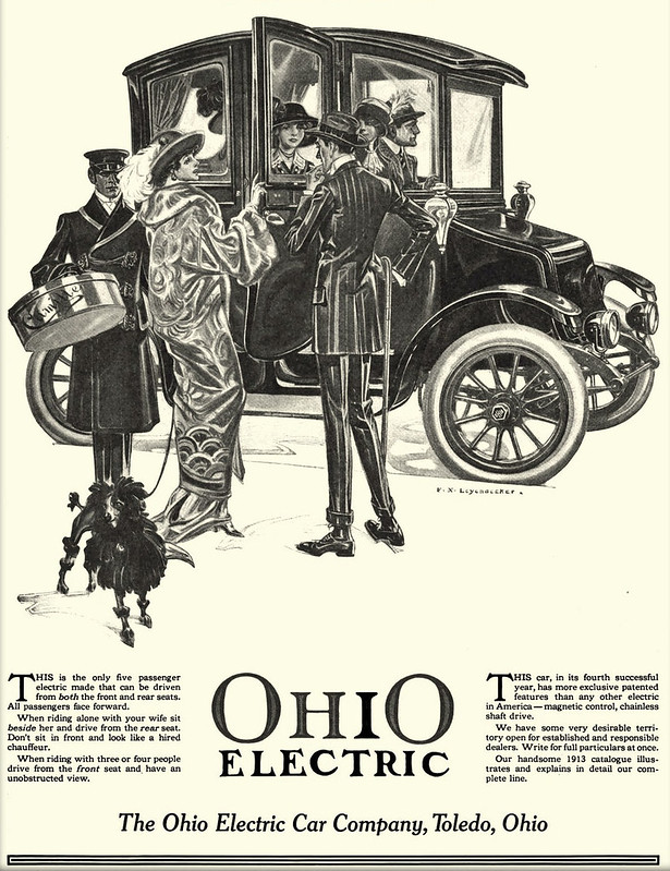 1912 Ohio Electric