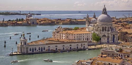 venice venedig venezia canalgrande campanile