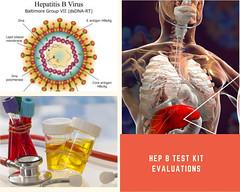 Hep B Test Kit Evaluations