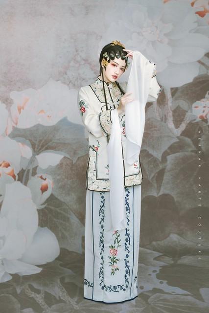 #weddingphotography #photography #bridetobe #weddingdress #taichungwedding #taoyuanwedding #美人如畫 #古風 #工筆畫攝影 #中國風婚紗 #旗袍婚紗 #藝術照 #個人寫真 #台中華納婚紗 #桃園華納婚紗 #漢服寫真 #漢服