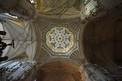 Cúpula Catedral de Burgos.