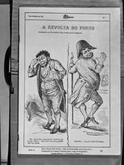 Periódico Os pontos nos II. Lisboa, Portugal