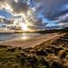 Before Sunset, Oldshoremore Beach