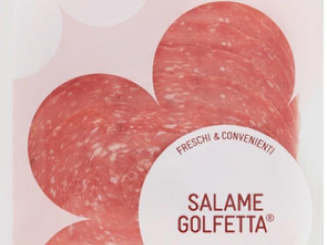 salmonella nel salame golfetta conad