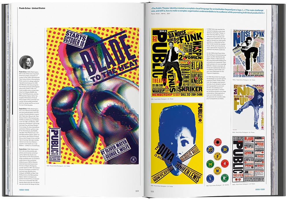 Eye graphic design magazine layout