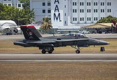M45-01, F/A-18D Royal Malaysia Air Force @ Langkawi LGK
