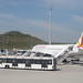 Besucherhügel (visitor park observation hill) - Munich Airport by Neil Pulling
