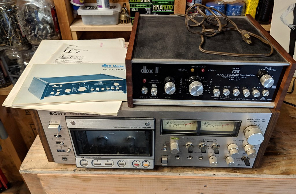 Sony EL-7 elcaset | Audiokarma Home Audio Stereo Discussion Forums