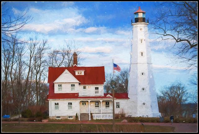 North Point Light House (Milwaukee, WI)
