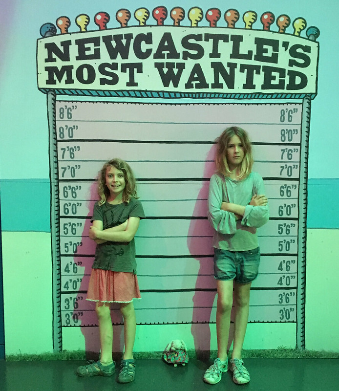 Wanted: Smalls. Newcastle Museum.